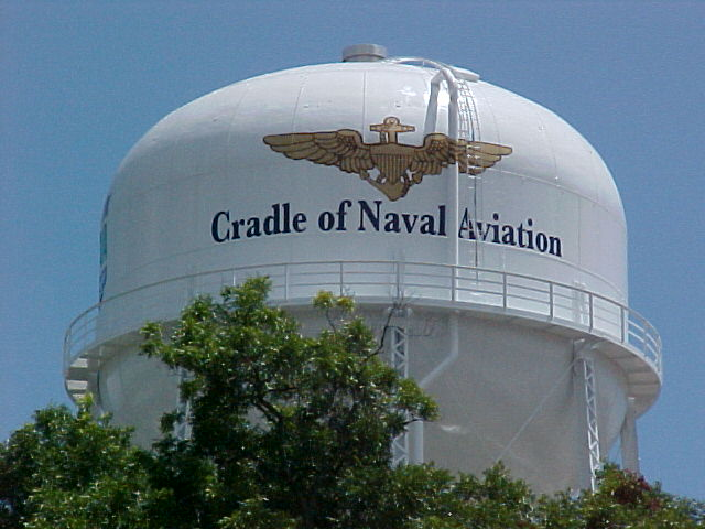 Cradle of Naval Aviation tank