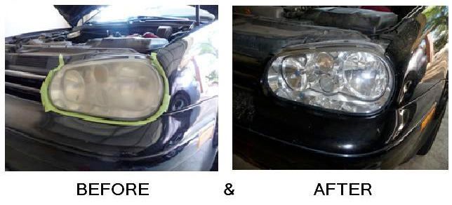 Headlight Restoration Idaho Falls