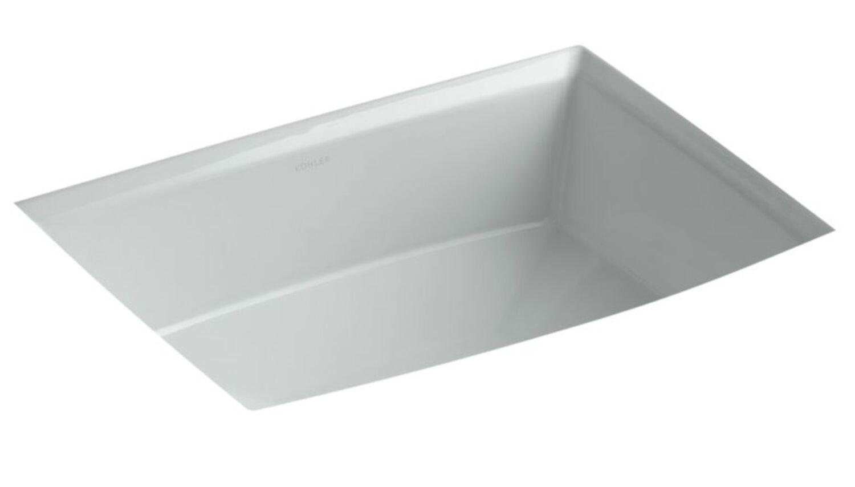 archer undermount bathroom sink