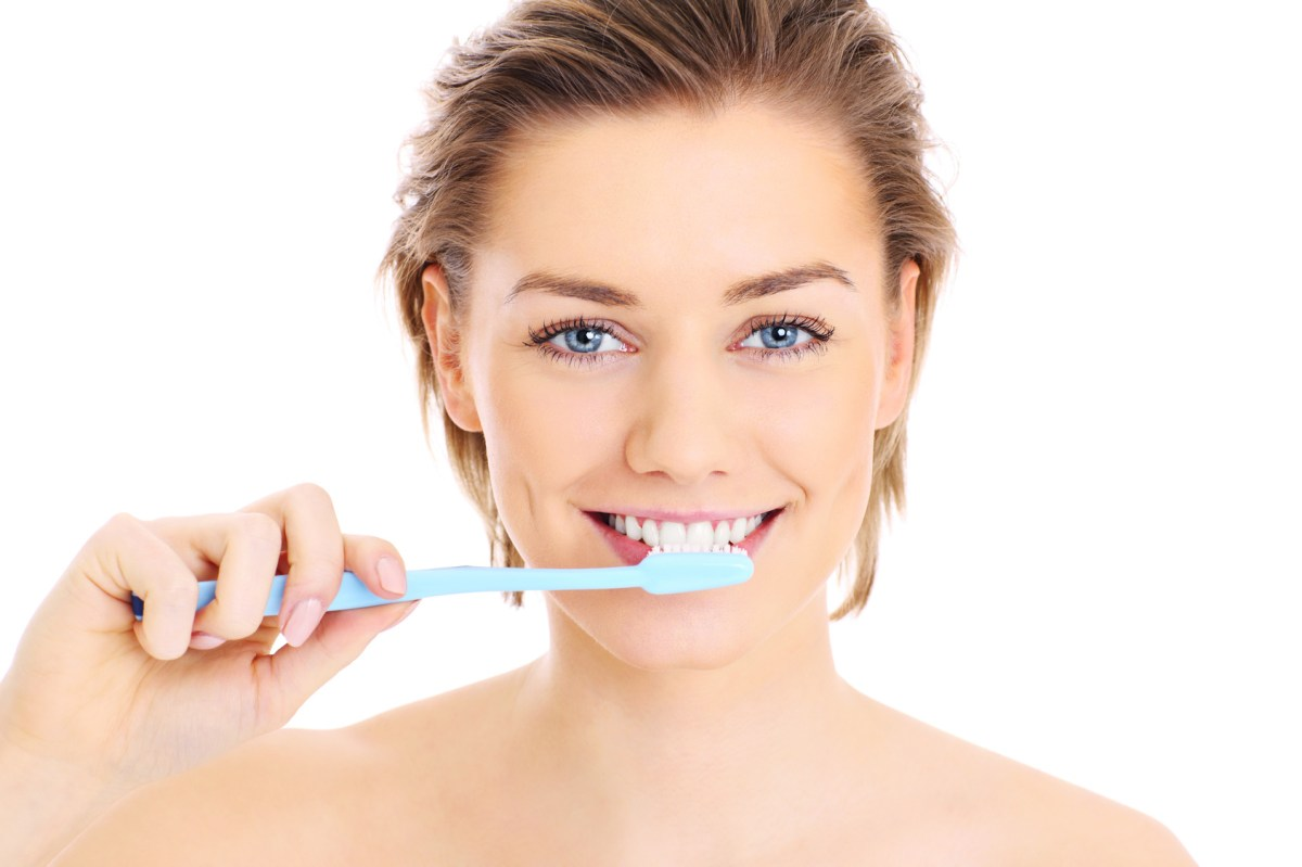 Brushing Your Teeth Away