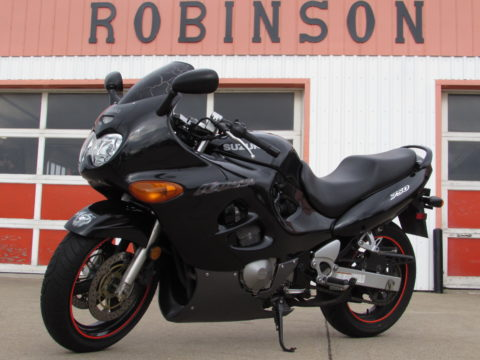 2001 Suzuki Katana 750   Mint and Comfortable - $15 week - We pay your Insurance