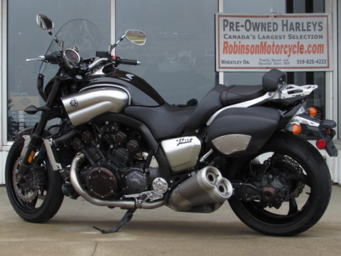 2009 Yamaha V-Max 1700  - Big Horsepower Muscle Cruiser - ONLY $32 weekly!!
