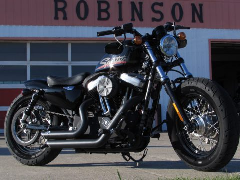 2011 Harley-Davidson XL1200X Forty-Eight  - Bobber - ONLY 1,700 Miles - $25 week - Short Shot Exhaust