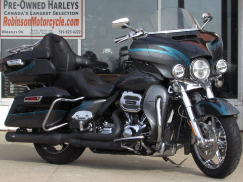 2015 Harley-Davidson CVO Limited  Screamin' Eagle 110 - ONLY $52 Week - Mini apes and Exhaust