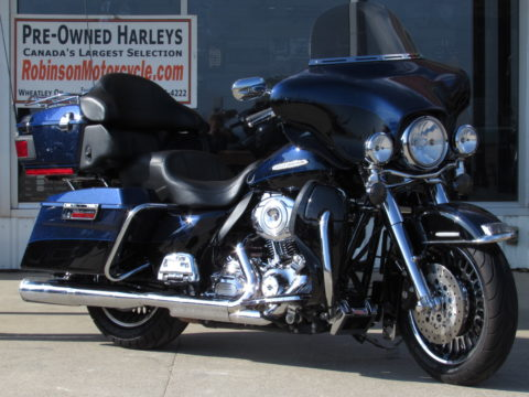 2012 Harley-Davidson FLHTK Ultra LIMITED  103 Motor - $6,000 Customizing - ONLY $47 Week