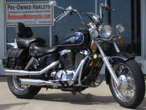 1997 Honda Shadow VT 1100   - $15 week  -Vance and Hines Exhaust - $2,950 Mustang Seat and More!