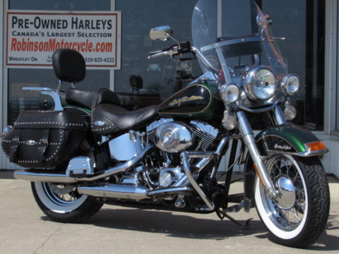 2006 Harley-Davidson Heritage Softail Classic FLSTC   - Low 16,500 miles - ONLY $29 Week