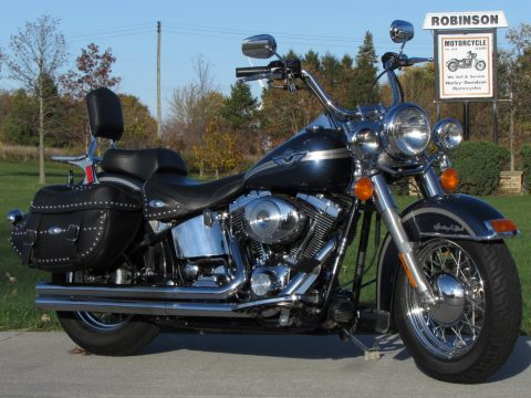 2003 Harley-Davidson Heritage Softail Classic FLSTC   100th Ann - $26 week - 1 Owner Bought New at Robinsons
