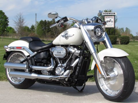 2018 Harley-Davidson Fat Boy FLSTF   - Low 13,060 KM - Huge 114ci Motor - $48 Week
