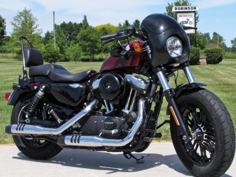 2016 Harley-Davidson XL1200X Forty-Eight  WOW 3,300 Kilometers - SAVE $4,000 - ABS - $34 Week