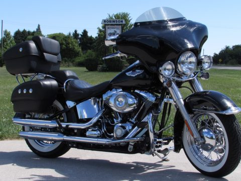 2007 Harley-Davidson Softail Deluxe FLSTN   - Local Canadian - Smooth Touring Only $34 Week