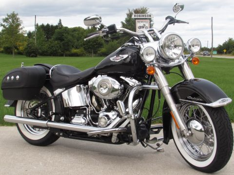 2008 Harley-Davidson Softail Deluxe FLSTN   - Dual Vance and Hines Exhaust - Big 96ci, 6 Speed - $34 Week