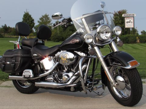 2006 Harley-Davidson Heritage Softail Classic FLSTC   - Full Stage 1 Screamin' Eagle Exhaust - $27 Week