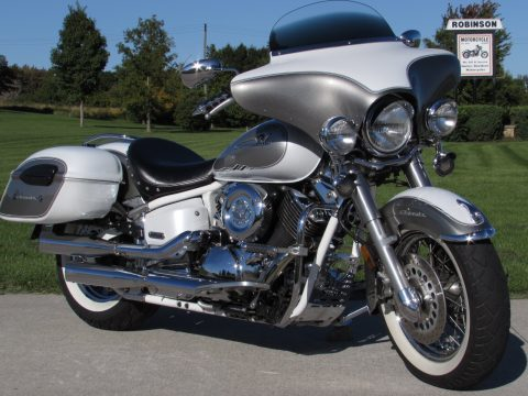 2004 Yamaha V-Star 1100 Classic  - Immaculate Special Edition #382 of 500 - Low $22 Week