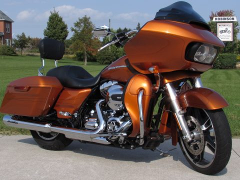 2015 Harley-Davidson Road Glide Special FLTRXS  - Amber Whiskey Pearl - Naviagtion, 21,300 Local KM's