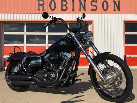2010 Harley-Davidson Dyna Wide Glide FXDWG  - Low 10,800 KM - Full Stage 1 Exhaust - $32 Week