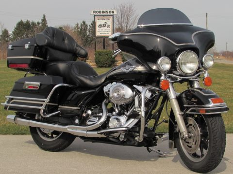 2003 Harley-Davidson Electra Glide Classic FLHTC  - Strong Big Bore - Detach tour-pack - $34 Week