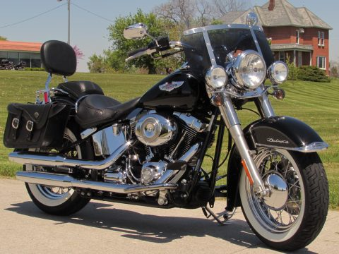 2008 Harley-Davidson Softail Deluxe FLSTN   - Low 24,900 miles - ONLY $37 Week
