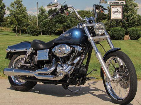 2006 Harley-Davidson  Dyna Wide Glide FXDWG  - Low 23,500 miles - Beefy Big Motor - $35 Week