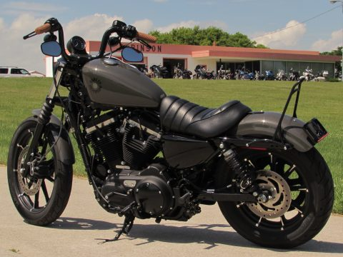 2019 Harley-Davidson XL883N Sportster Iron  - Low 9,500 KM - Vance and Hines Ex - Mini Apes