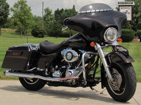 2007 Harley-Davidson Street Glide FLHX   - Rinehart Exhaust - Low 20,100 miles - ONLY $42 Week