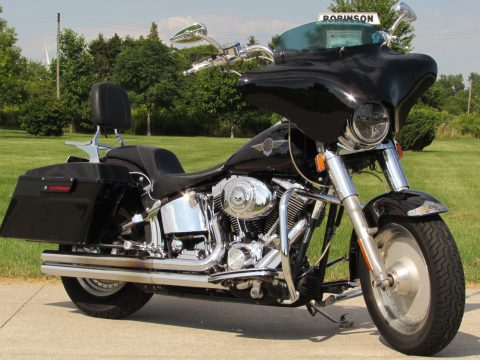 2002 Harley-Davidson Fat Boy FLSTF   - $7,500 in Customizing - 35,600 KM's - New Tires!