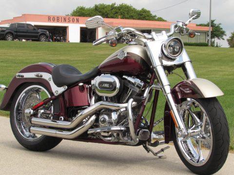 2010 Harley-Davidson CVO Softail Convertible FLSTSE2  - Rinehart Exhaust - 110 Motor - $44 Week