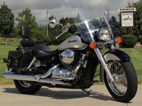 2004 Honda Shadow Aero 750  - From ONLY 24,900 KM - Like new Rear Tire - Now $18 Week