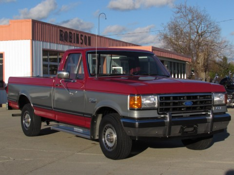 1990 Ford F-150 XL Original Classic Ford F150 XLT - Second Listing to Show More Photos - This is NOT a Different Truck -