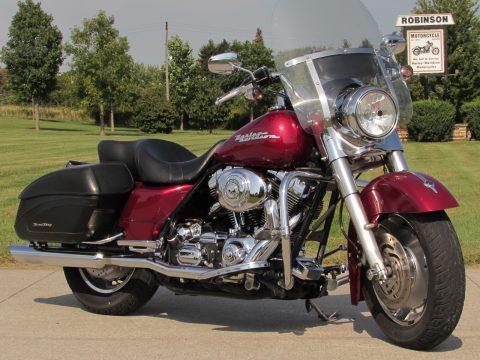 2005 Harley-Davidson Road King Custom FLHRSI  - Stage 1 Tru-Duals - ONLY $32 Week