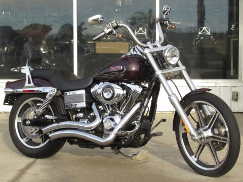 2007 Harley-Davidson  Dyna Wide Glide FXDWG  - NEW PRICE 11,500 -  $4,000 in Customizing and Options - Matching H-D Wheels & Full Stage 1 Exhaust