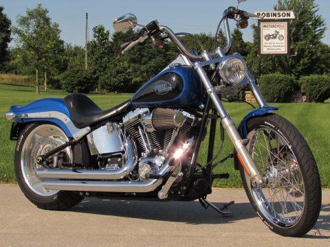 2008 Harley-Davidson Softail Custom FXSTC   - $4,000 in Options - Low 17,700 Miles - $37 Week