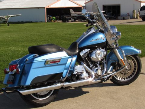 2011 Harley-Davidson Road King FLHR   - Big 96 - New Price $12,750 Wow - Now $35 Weekly