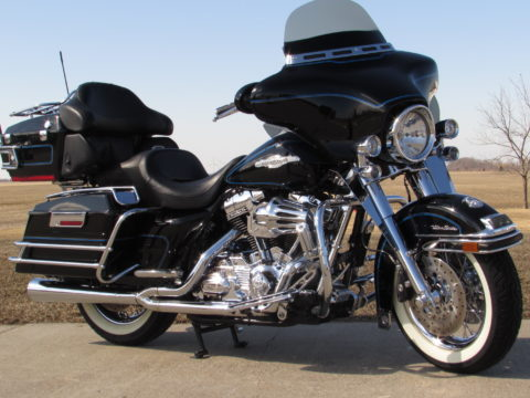 2008 Harley-Davidson ULTRA Classic FLHTCU  - $15,000 in Options - Only $41 Week