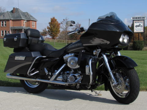 2001 Harley-Davidson CVO Road Glide FLTRSE   - Rare Screamin' Eagle 1550 - Quick Detach tour-pak