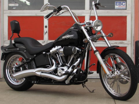 2006 Harley-Davidson Night Train  FXSTB   $34 Week - $8,000 in Custom work