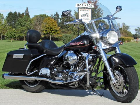 2002 Harley-Davidson Road King FLHR   - Lots of Customizing - Stage 2 Motor