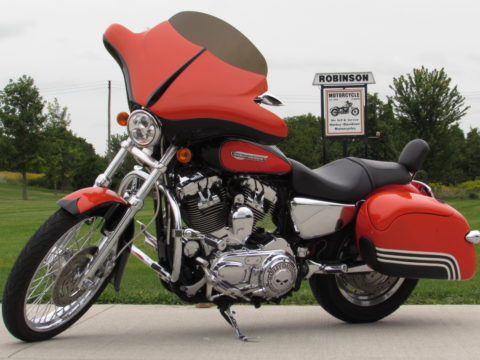 2008 Harley-Davidson XL1200C Custom  NEW PRICE! - Corbin Customizing - $10,000 Options - $22 Week or $7,950 cash deal