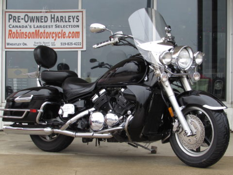 2005 Yamaha Royal Star Tour Deluxe 1300  $20 weekly - Cruiser or Touring - Nice Options & Harley Sound
