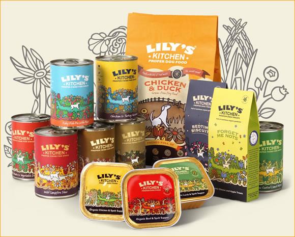 Lily Kitchen Alimenti Biologici Per Cani Gatti Robinson Pet