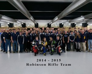 Robinson Rifle Team 2015