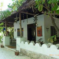 Mainhouse front
