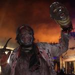 Halloween horror fest Sweet 16 (2014), Movie Park Germany