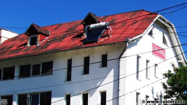 Casa Albă din Huedin, județul Cluj