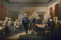 Cenzură în SUA - Occupy Wall Street (http://www.robintel.ro/blog/international/libertatea-de-a-lua-bate-in-cap/)