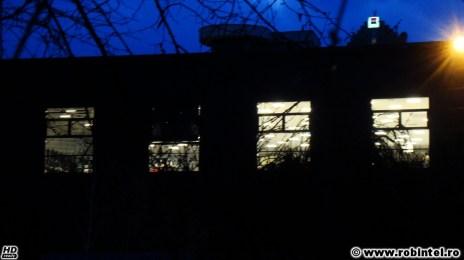 10. Lumina intr-un centru modern - Lidl Cluj Marasti si, in spate, Turnul BRD