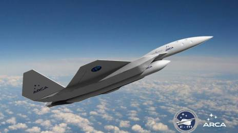 Avionul supersonic IAR - 111 Excelsior (5)