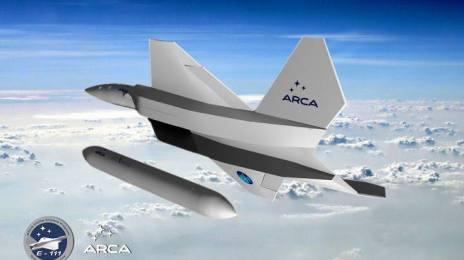 Avionul supersonic IAR - 111 Excelsior (9)