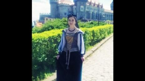Costum medieval de domniță