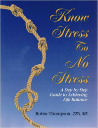 Book Cover: Know Stress to No Stress